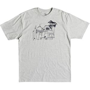 Quiksilver Waterman Kanaka Trip Short-Sleeve T-Shirt - Men's