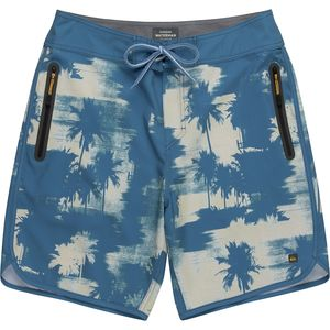 Quiksilver Waterman Paokalani Scallop Board Short - Men's