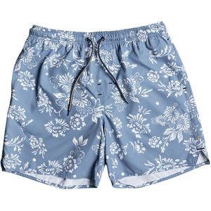Quiksilver Waterman Om Floral Volley Short - Men's