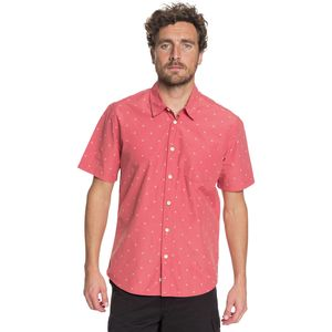 Quiksilver Waterman Trailblazed Tribal Right Shirt - Men's