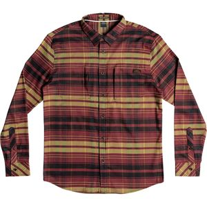 Quiksilver Waterman Thermo Hyper Flannel II Shirt - Men's