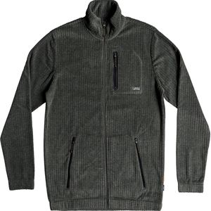 Quiksilver Waterman Hidden Catch Fleece Jacket - Men's
