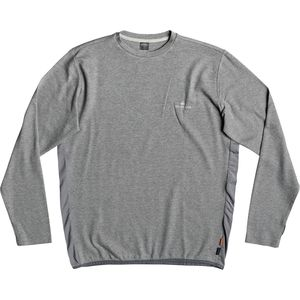 Quiksilver Waterman Sea Hound Long-Sleeve Crew Shirt - Men's