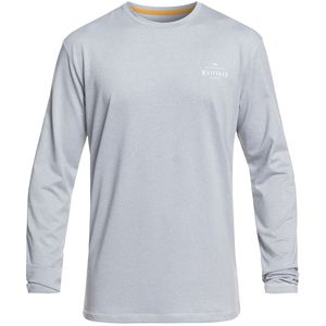 Quiksilver Waterman Watermarked Long-Sleeve Rashguard - Men's