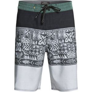 Quiksilver Waterman Liberty Tri-Block 20in Boardshort - Men's