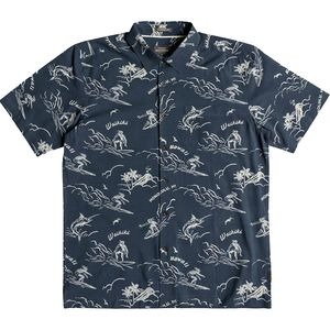 Quiksilver Waterman Town All Day Shirt - Men's