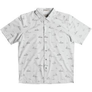 Quiksilver Waterman Channel Cruising Shirt - Men's