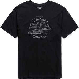 Quiksilver Waterman Coral Cocotier T-Shirt - Men's