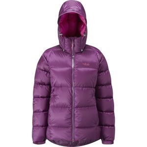 Rab Neutrino Endurance Hooded Down Jacket - Women's