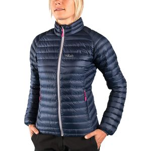 Rab Microlight Down Jacket -Women's