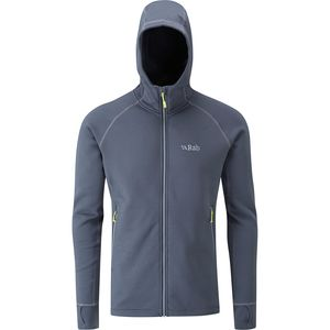Rab Power Stretch Pro Fleece Hooded Jacket - Men's