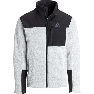Reebok Sweater Fleece Softshell Jacket - Men's