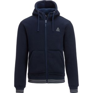 Reebok Hooded Sweater Fleece Jacket - Men's