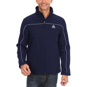 Reebok Solid Softshell Jacket - Men's