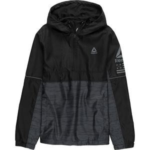 Reebok Hooded Zip Jacket - Men's