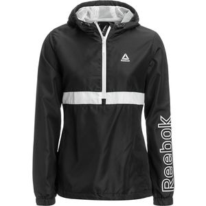Reebok Lightweight Hooded Pull Over Jacket - Women's