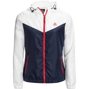 Reebok Lightweight V Hooded Zip Jacket - Women's