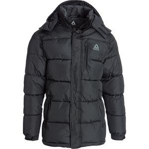 Reebok Bubble Jacket with Hood - Men's