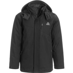 Reebok Soft Shell System Jacket with Hood - Men's