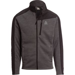Reebok Two-Tone Fleece Jacket - Men's