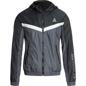 Reebok Fleece-Lined Windbreaker - Men's