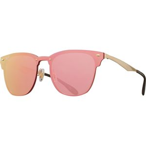 Ray-Ban Blaze Clubmaster Sunglasses - Women's
