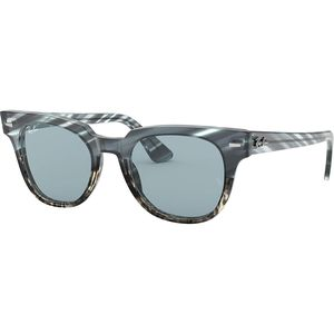 Ray-Ban Meteor Striped Havana Sunglasses