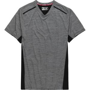 RBX Space Dye Crew Neck Performance T-Shirt - Men's