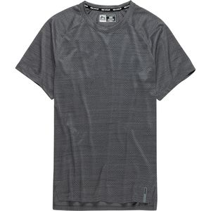 RBX Raglan Crew Neck Performance T-Shirt - Men's