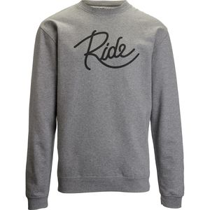 Ride Chain Crew Sweatshirt - Men's