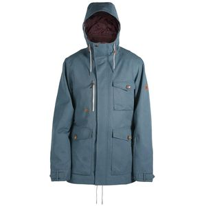 Ride Montlake Hooded Fishtail Jacket - Men's