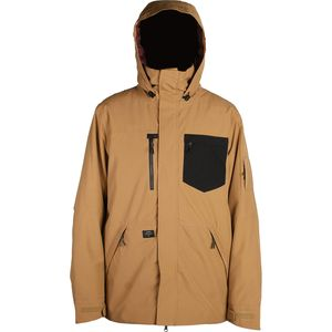 Ride Hillman Hooded Jacket - Men's