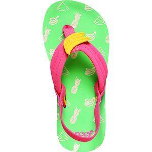 Reef Little Ahi Fruits Sandal - Girls'