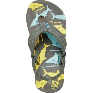 Reef Ahi Glow Sandal - Toddler Boys'