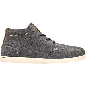 Reef Reef Spiniker Mid Wool Shoe - Men's Reviews