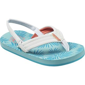 Reef Little Reef Footprints Sandal - Girls'