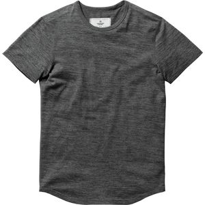 Reigning Champ Scalloped Crewneck T-Shirt - Men's