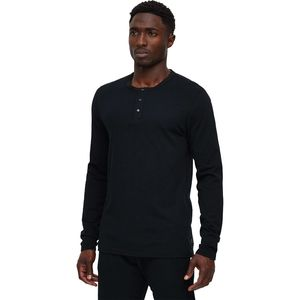 Reigning Champ Long-Sleeve Henley - Men's