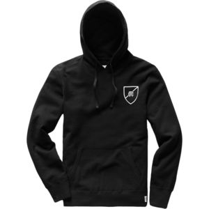 Reigning Champ Shield Logo Lightweight Terry Pullover Hoodie - Men's