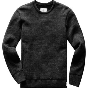 Reigning Champ Side-Zip Crewneck - Men's