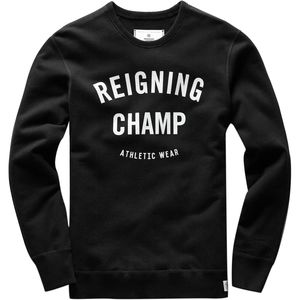 Reigning Champ Gym Logo Crewneck - Men's