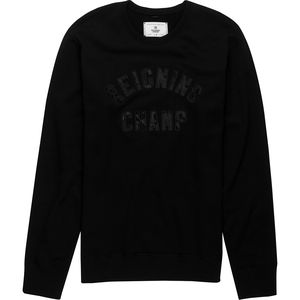 Reigning Champ Club Logo Crewneck Sweatshirt - Men's