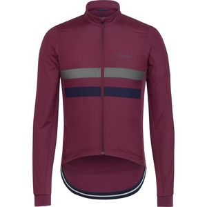 Rapha Brevet Windblock Long-Sleeve Jersey - Men's
