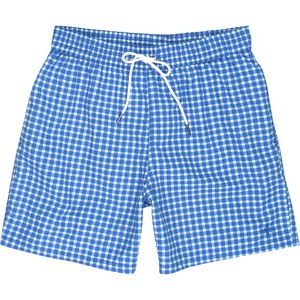 Rainforest Check Swim Short - Men's