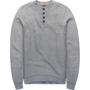 Rainforest Ribbed Henley Sweater - Men's