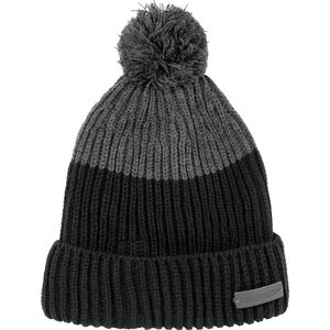 Rainforest Sherpa Lined Color Block Roll Cuff Beanie - Men's