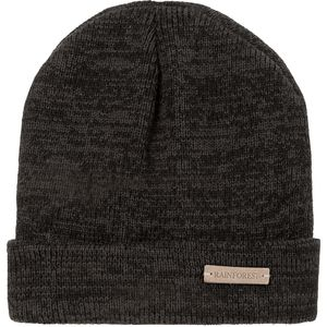 Rainforest Jersey Lined Marled Roll Cuff Beanie - Men's