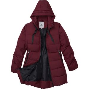 Rainforest Quilted Walker Insulated Jacket - Women's