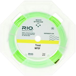 RIO MainStream Trout WF Fly Line