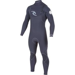Rip Curl E-Bomb Chest-Zip 3/2 Wetsuit - Men's